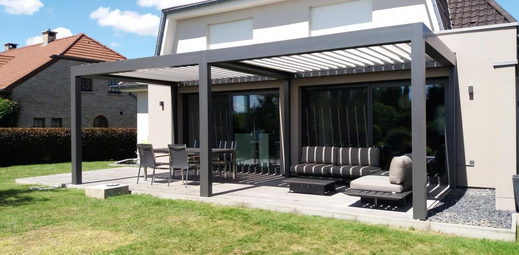Image - Image #3 - BASCHARAGE (L) - OUTDOOR LIVING B200 XL